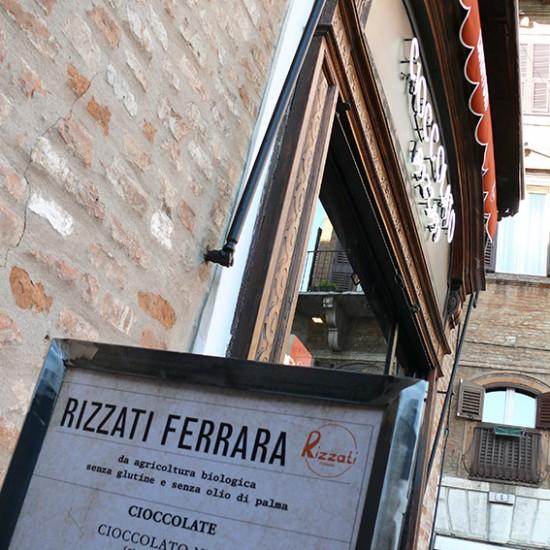 Rizzati negozio Ferrara