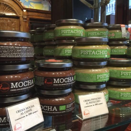 Rizzati Ferrara crema pistacchio e mocha