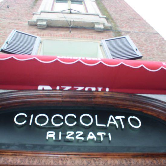 Rizzati negozio Ferrara piazza Trento e Trieste